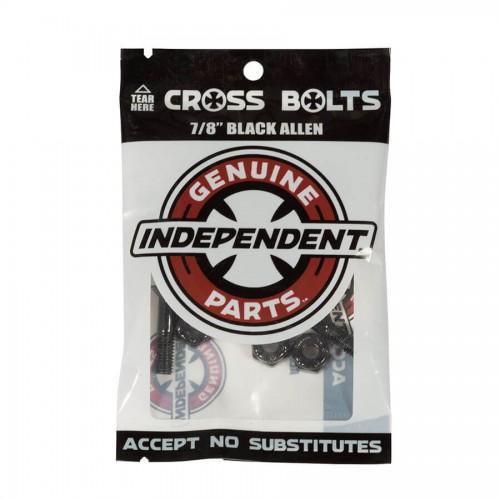 """Independent Genuine Parts 7/8"""" Allen Hardware Black"""