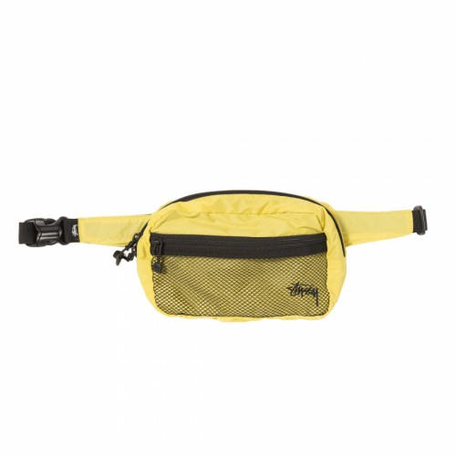 Stussy Light Weight Waist Bag Citrus
