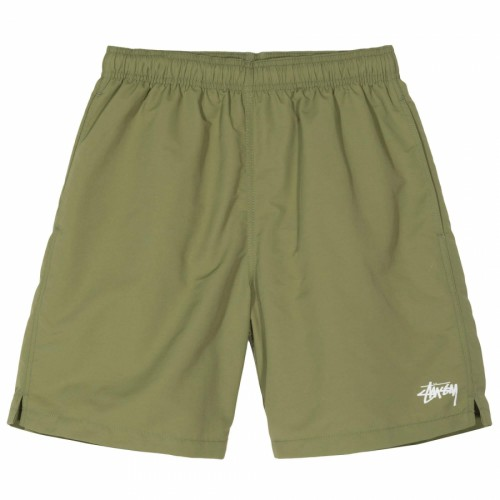 Stussy Stock Water Short Green