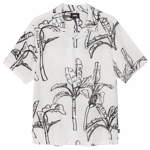 Stussy Banana Tree Shirt