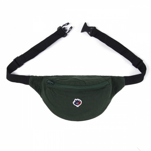 Magenta Hip Bag Green