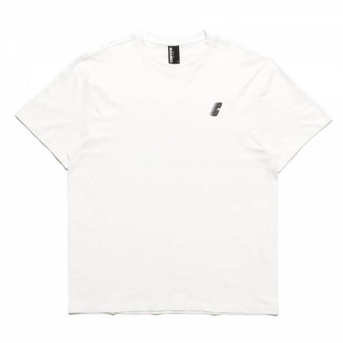 Chrystie Race C Logo T-Shirt White