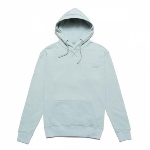 Chrystie Garment Dye Classic Logo Pullover Blue