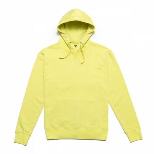 Chrystie Garment Dye Classic Logo Pullover Apple Green