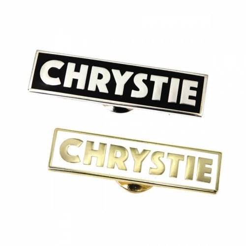 Chrystie OG Logo Pin Set
