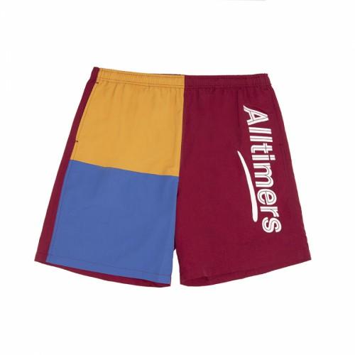Alltimers Part 3 Shorts Burgundy