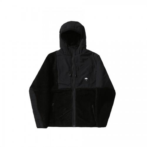 Helas Moonlight Hooded Zipper Black