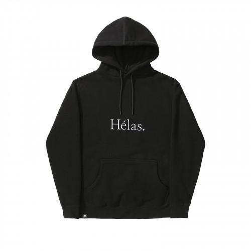 Helas Class Hoodie Black