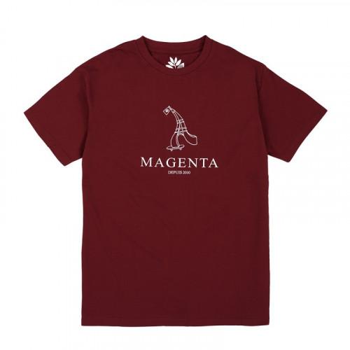 Magenta Depius 2010 Tee Burgundy