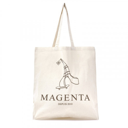 Magenta Depius 2010 Tote Bag Natural