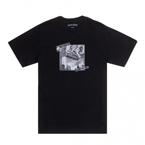 Fucking Awesome Ooh Baby Tee Black