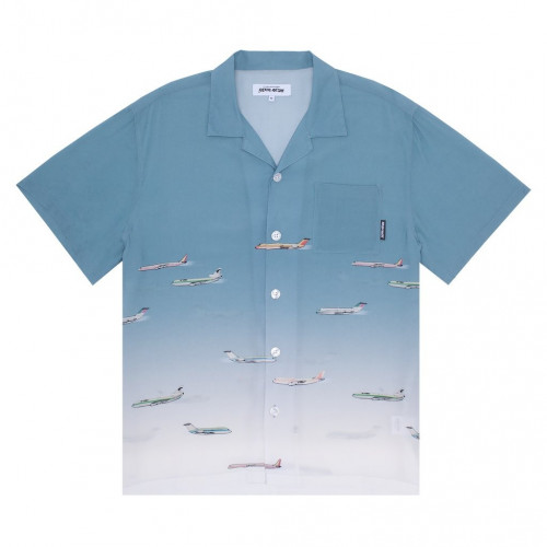 Fucking Awesome Planes Club Shirt All Over Print