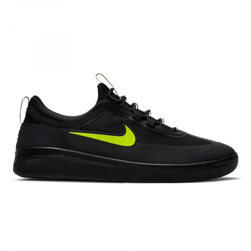 Nike SB Nyjah Free 2 Black/Cyber