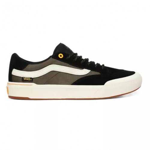 Vans Surplus Berle Pro Shoes Black/Military