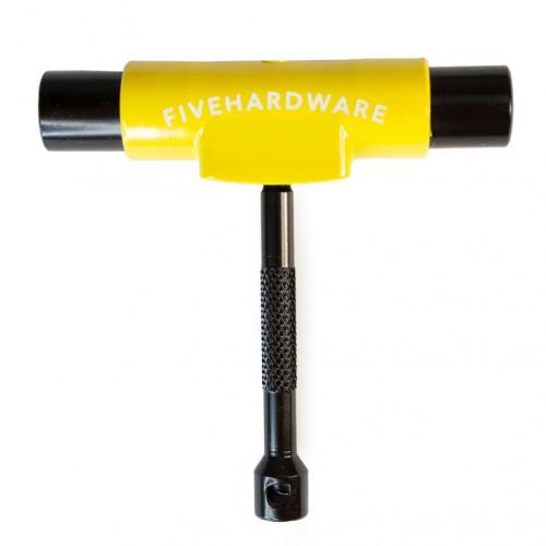 Five Hardware Skateboard Tool Yellow