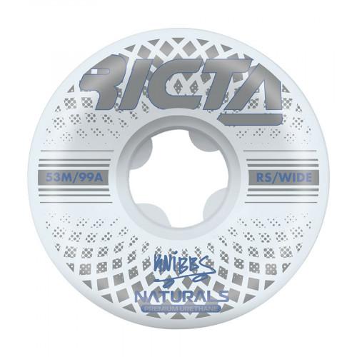 Ricta Wheels Knibbs Reflective Naturals Wide 99A 53mm