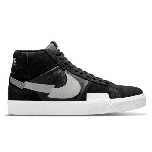 Nike SB Zoom Blazer Mid Premium Black/White/Wolf Grey