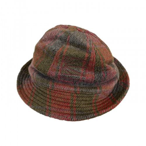 РАССВЕТ Flannel Bucket Hat Khaki
