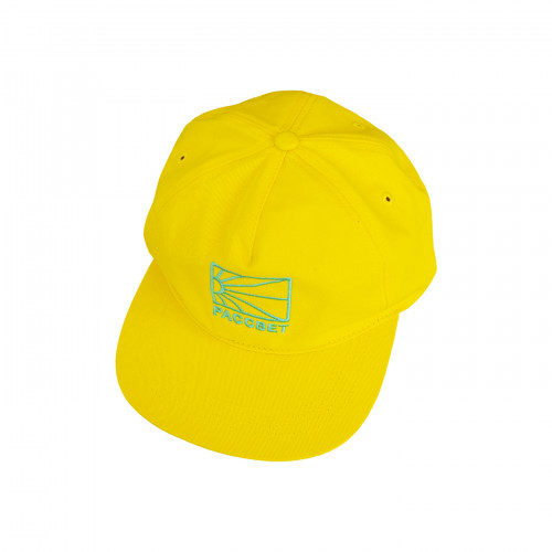 РАССВЕТ Logo Cap Yellow