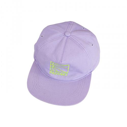 РАССВЕТ Logo Cap Purple