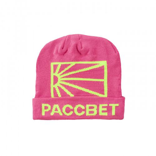 РАССВЕТ Logo Beanie Pink