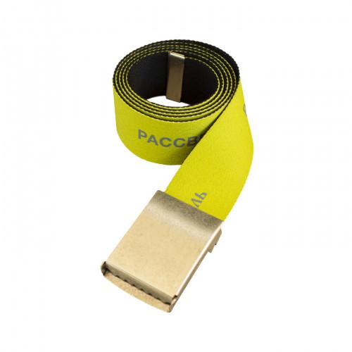 РАССВЕТ Webbing Belt Yellow