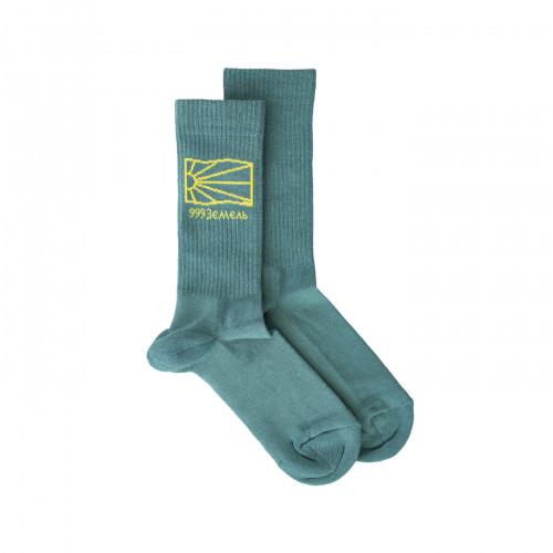 РАССВЕТ Socks Turquoise
