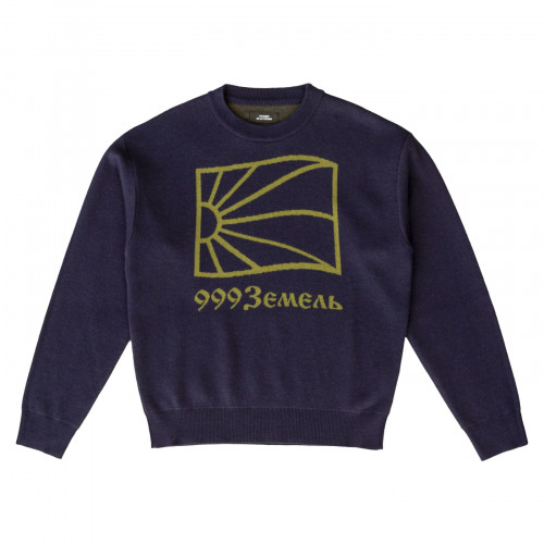 РАССВЕТ Sweater Navy
