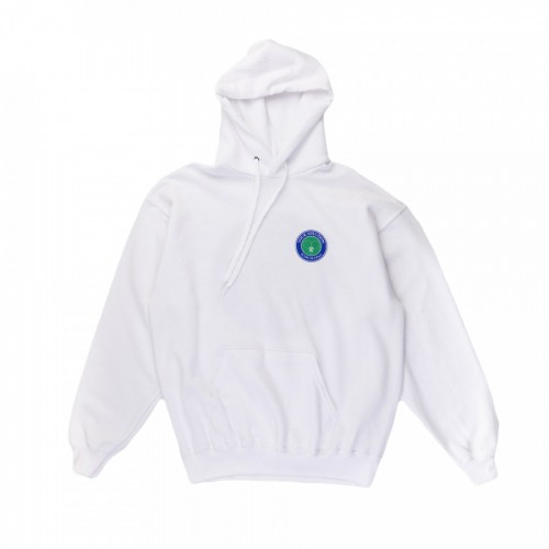 Sour Solution Social Club Hood White