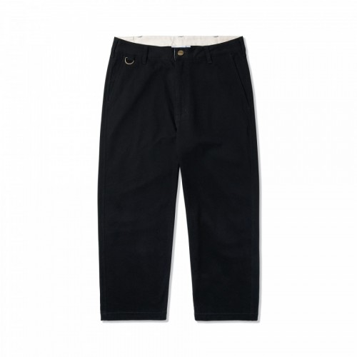 Butter Goods Marshall Pants Black