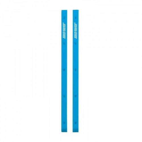 Santa Cruz Slimeline Blue Rails