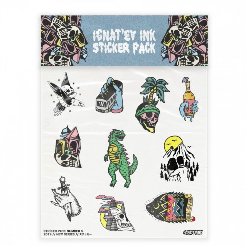 BALANCE Stickerpack 2.0 #5