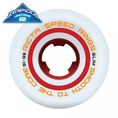 Ricta Wheels Speedrings Slim 99A 51mm