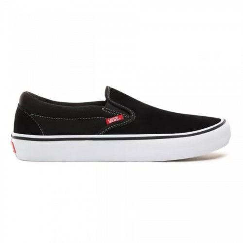 Vans Slip-On Pro Shoes Black/White/Gum