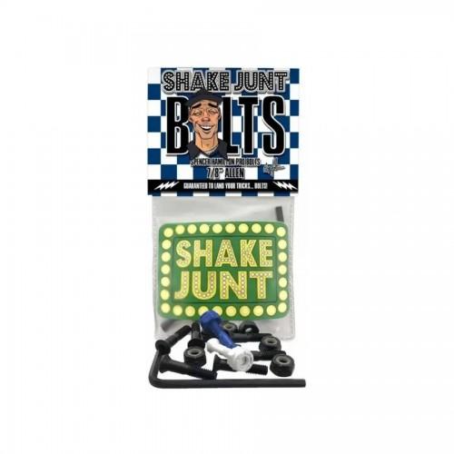 Shake Junt Allen Spencer Hamilton Bolts