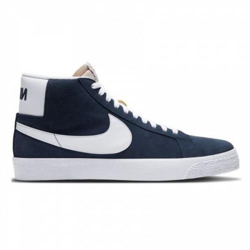 Nike SB Zoom Blazer Mid Navy/White
