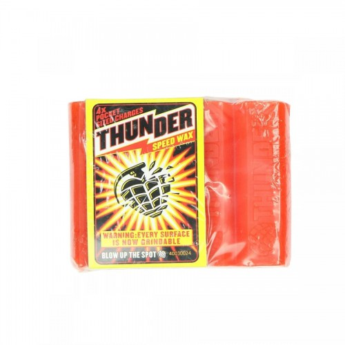Thunder Dynamite Wax Red