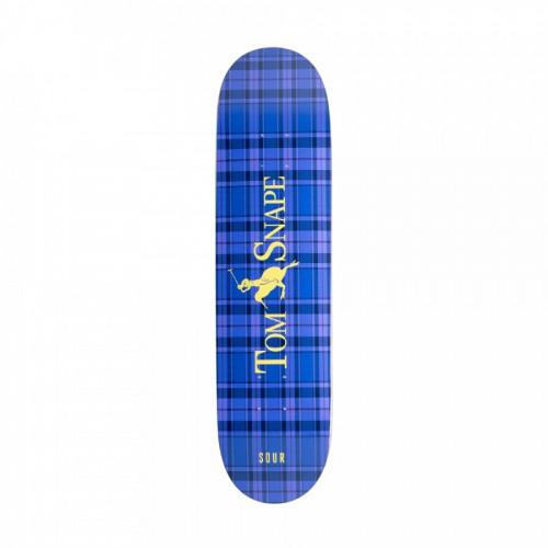 Sour Solution Tom Snape Blue Deck