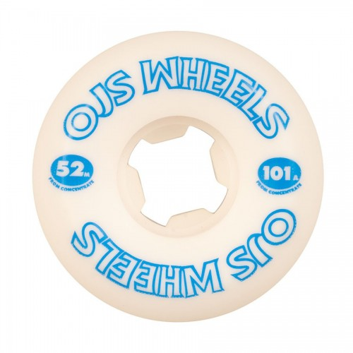 OJ Wheels From Concentrate Hardline 101A 52mm