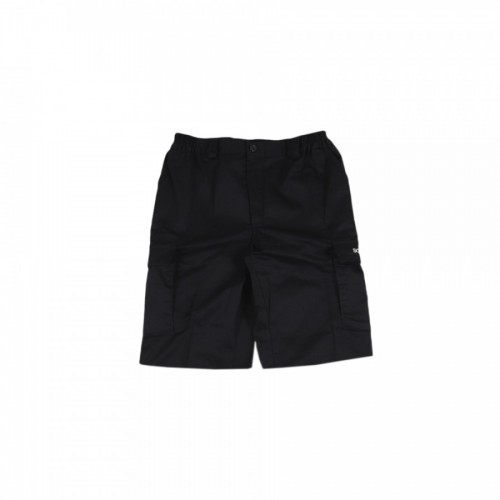 Sour Solution Sour Cargo Shorts Black