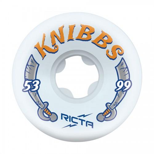 Ricta Wheels Jereme Knibbs Pro Wide 99a 53mm