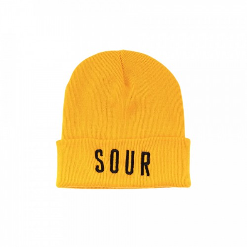 Sour Solution GM Beanie Yellow