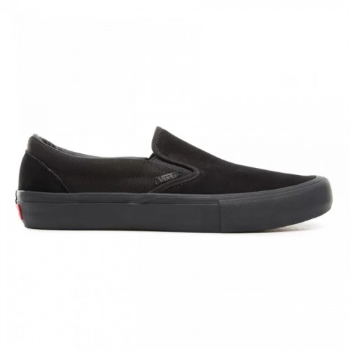 Vans Slip-On Pro Shoes Blackout